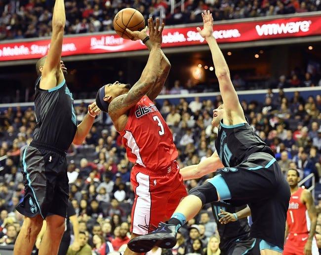 NBA | Washington Wizards at Charlotte Hornets