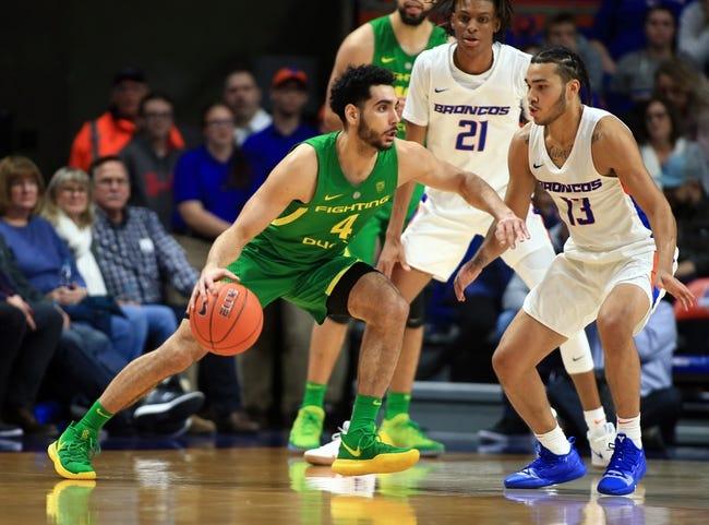 NCAA BB | Oregon - Oregon State