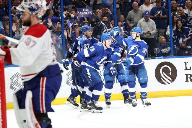 NHL | Montreal Canadiens at Tampa Bay Lightning