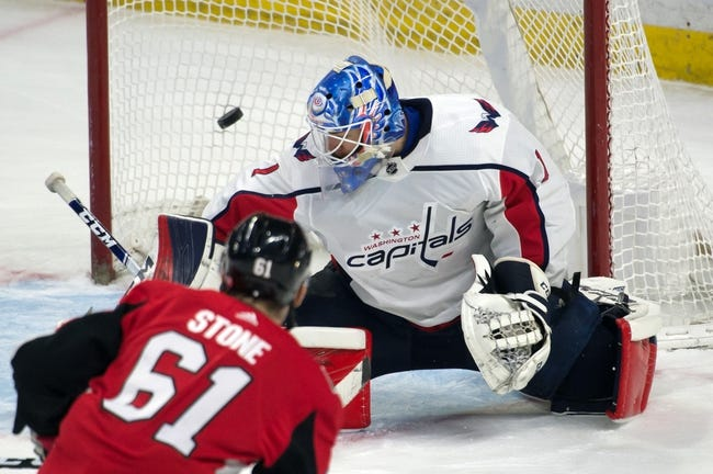 NHL | Ottawa Senators at Washington Capitals