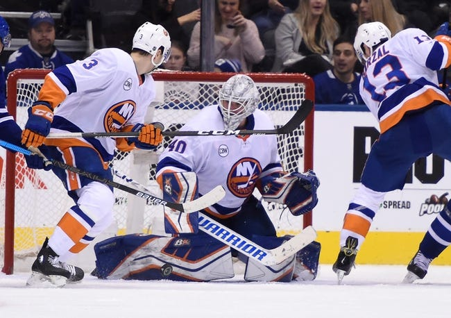 NHL | Toronto Maple Leafs to the New York Islanders