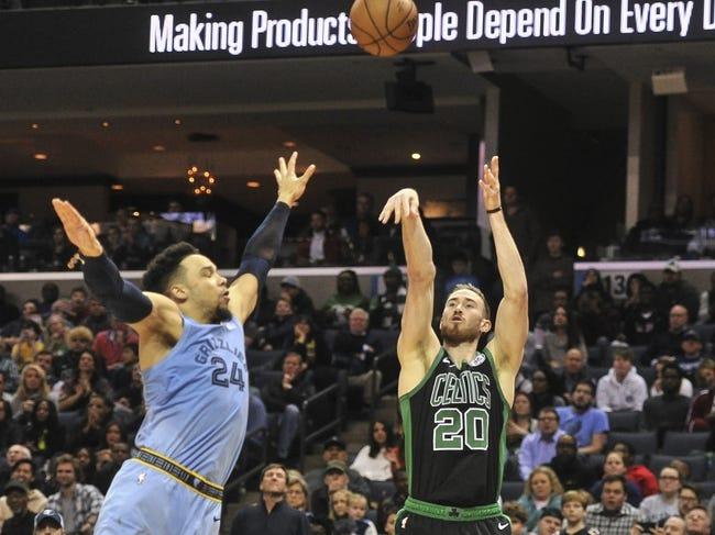 NBA | Memphis Grizzlies at Boston Celtics