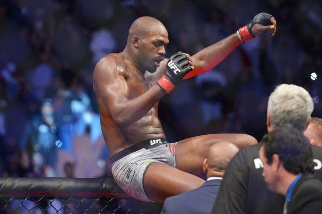 MMA | Jon Jones vs. Anthony Smith