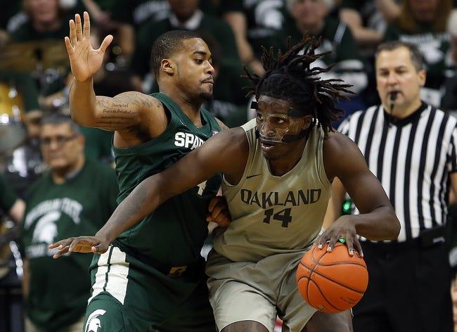 NCAA BB | Milwaukee Panthers vs. Oakland Golden Grizzlies