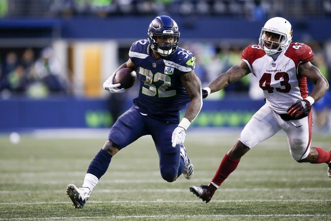 NFL | Seattle Seahawks (10-6) at Dallas Cowboys (10-6)