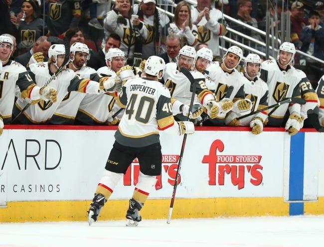 NHL | Arizona Coyotes at Vegas Golden Knights