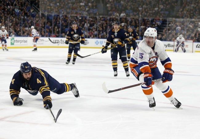 NHL | New York Islanders at Buffalo Sabres