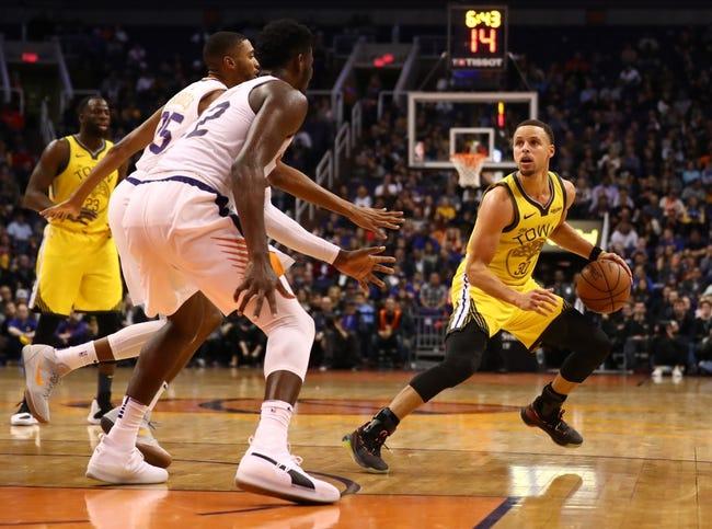 NBA | Golden State Warriors at Phoenix Suns