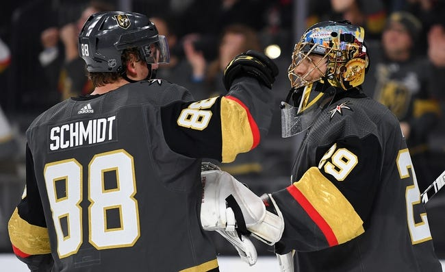 NHL | Vegas Golden Knights at Los Angeles Kings