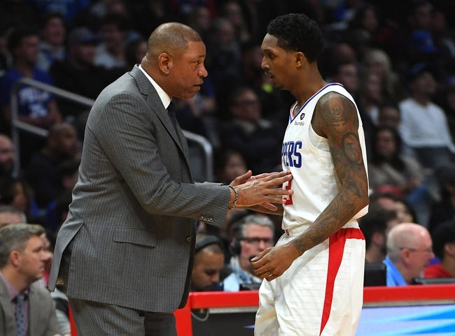 NBA | Charlotte Hornets at L.A. Clippers