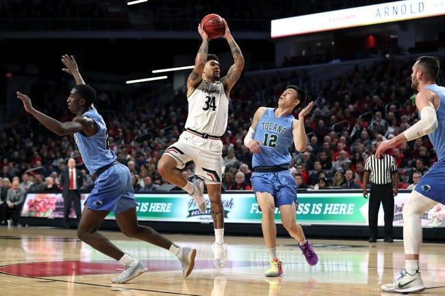 NCAA BB | Connecticut at Cincinnati