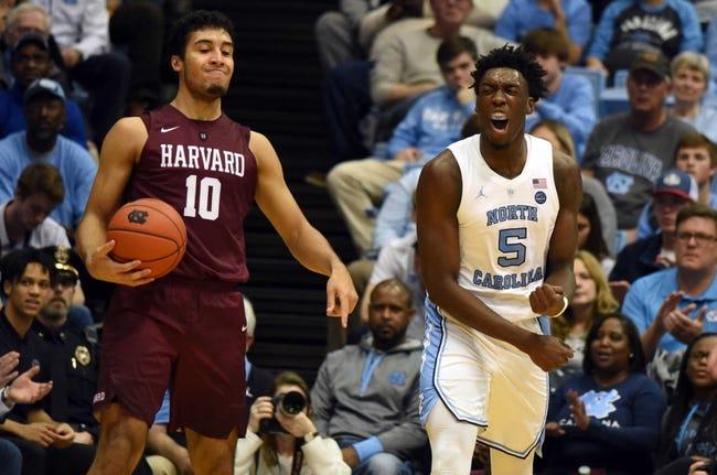NCAA BB | Harvard at Princeton