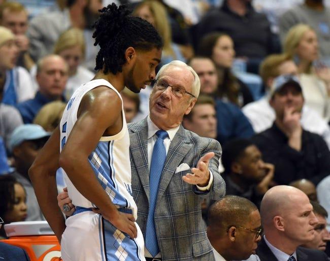 NCAA BB | North Carolina at North Carolina State