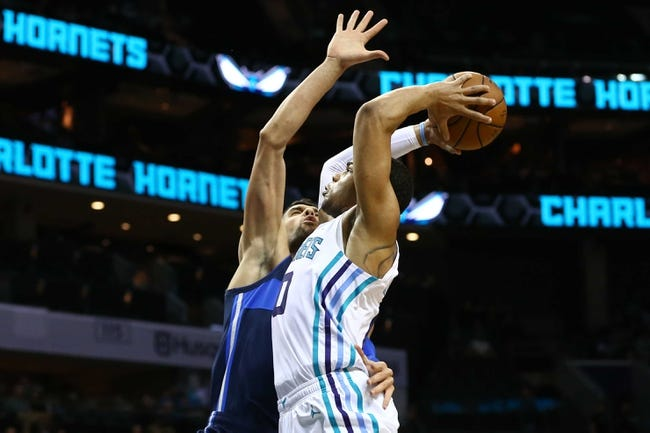 NBA | Charlotte Hornets at Dallas Mavericks