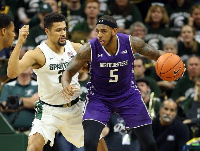 NCAA BB | Northwestern at Michigan