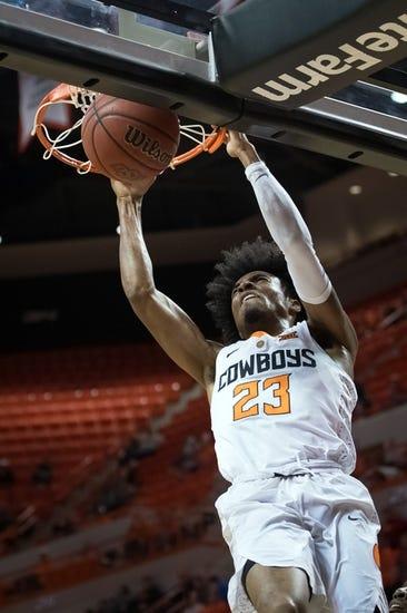 NCAA BB | Texas at Oklahoma State