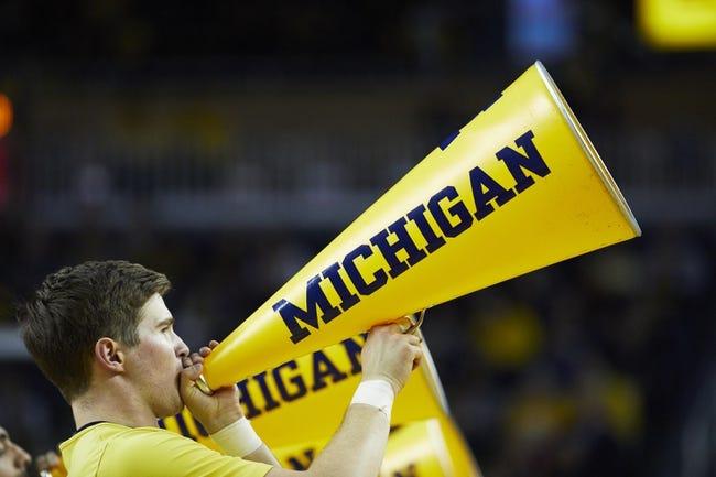 NCAA BB | Indiana at Michigan