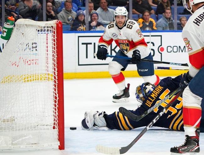 NHL | Buffalo Sabres at Florida Panthers