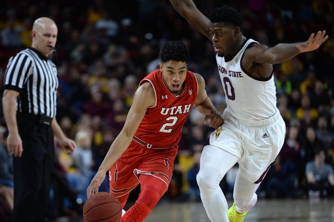 NCAA BB | Arizona State at Utah