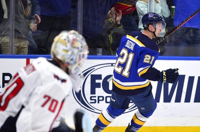 NHL | St. Louis Blues at Washington Capitals