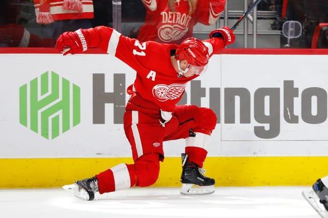 NHL | Detroit Red Wings at Nashville Predators