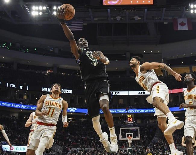 NBA   Milwaukee Bucks at Atlanta Hawks