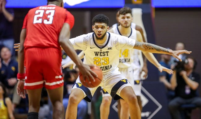 NCAA BB | West Virginia at Texas Tech