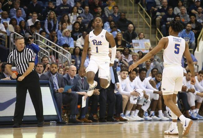 NCAA BB | Louisville at Pittsburgh