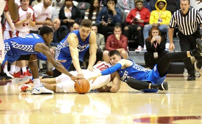 NCAA BB | Kentucky vs. Alabama
