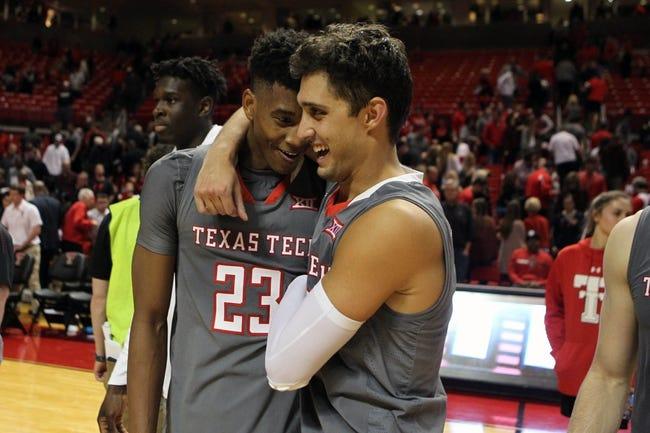 NCAA BB | Oklahoma at Texas Tech
