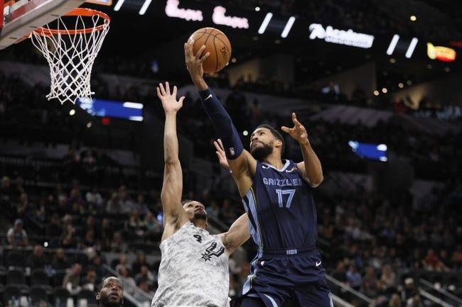 NBA | San Antonio Spurs at Memphis Grizzlies
