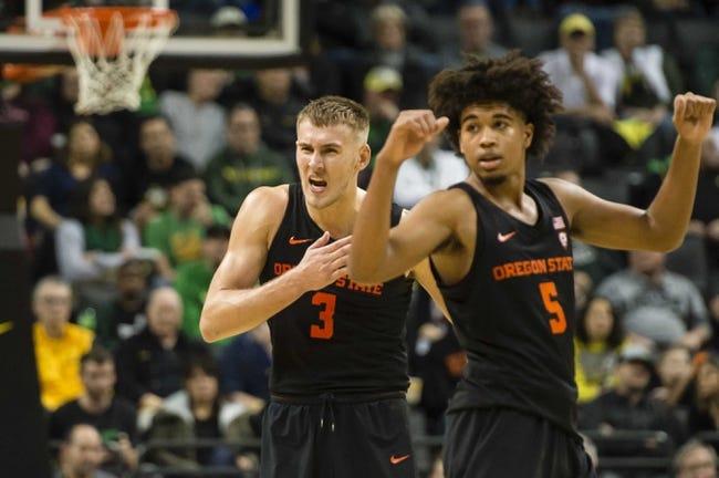NCAA BB | USC Trojans vs. Oregon State Beavers