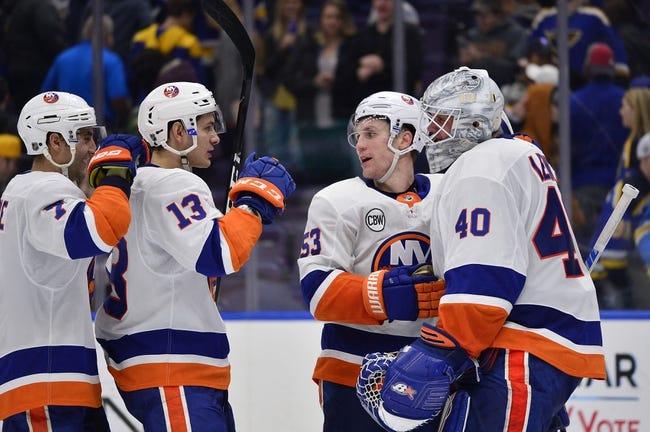 NHL | St. Louis Blues at New York Islanders