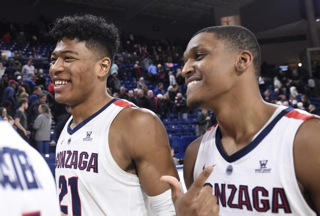 NCAA BB   Pacific Tigers vs. Gonzaga Bulldogs
