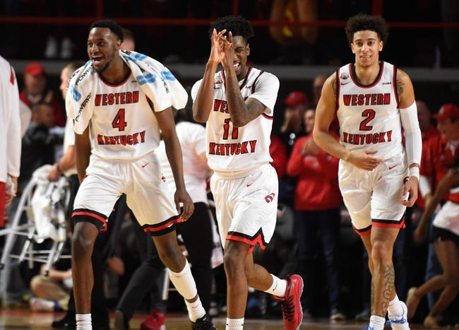 NCAA BB | Southern Miss at Western Kentucky
