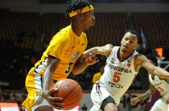 NCAA BB | Coppin State vs. North Carolina A&T
