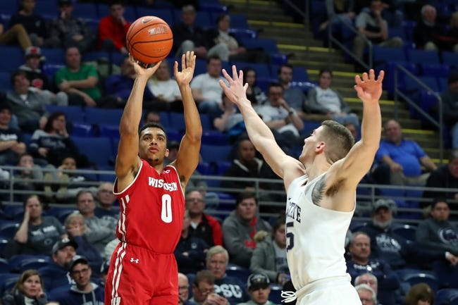 NCAA BB | Penn State at Wisconsin