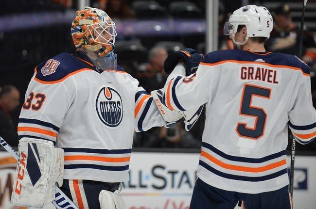 NHL | Anaheim Ducks at Edmonton Oilers