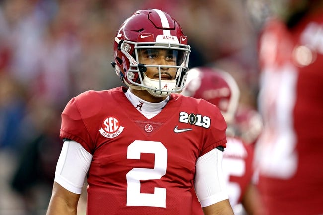 CFB | Teams That Could Land Jalen Hurts