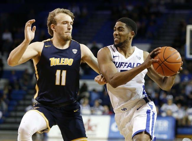 NCAA BB | Toledo at Western Michigan