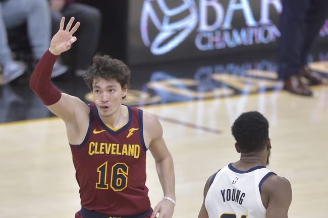 NBA | Cleveland Cavaliers at Indiana Pacers