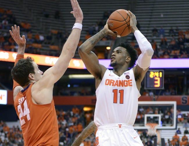 NCAA BB | Syracuse at Clemson