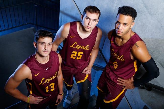 NCAA BB   Drake at Loyola (CHI)