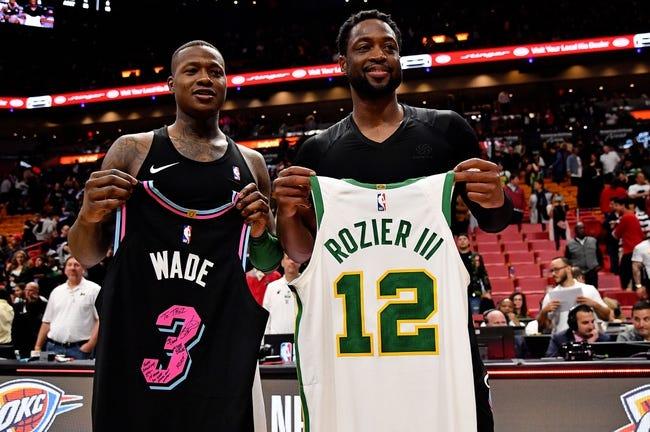 NBA   Miami Heat at Boston Celtics