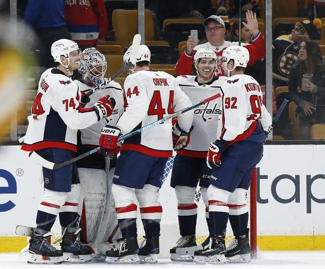 Washington Capitals vs. Boston Bruins - 2 3 19 NHL Pick d485027fe813