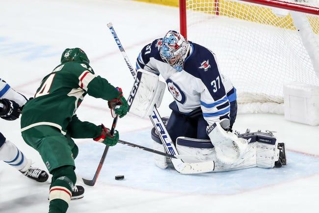 NHL | Minnesota Wild at Winnipeg Jets