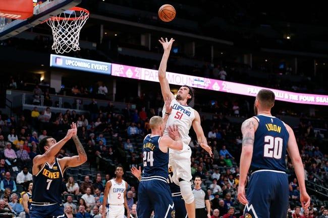 NBA | L.A. Clippers at Denver Nuggets