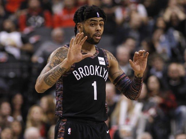 NBA | Brooklyn Nets at Orlando Magic