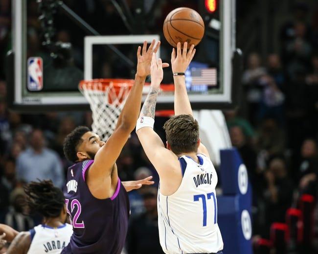 NBA | Minnesota Timberwolves at Dallas Mavericks