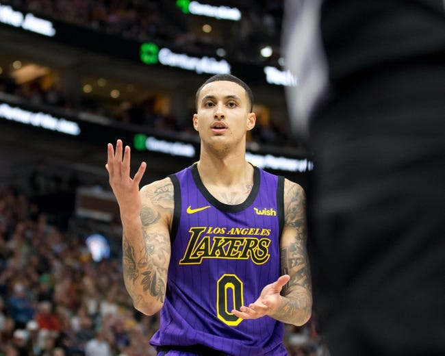 NBA | Cleveland Cavaliers at L.A. Lakers